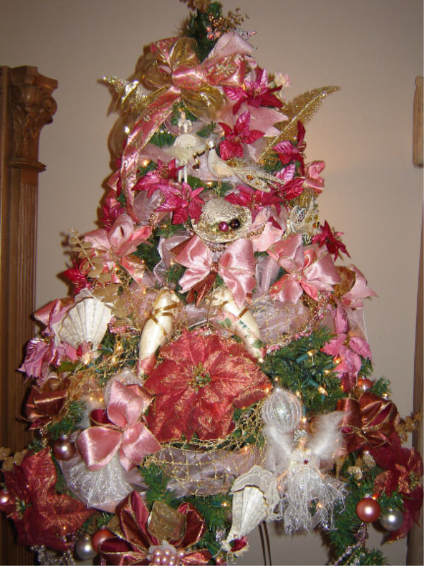 4Ft. Victorian Christmas Tree