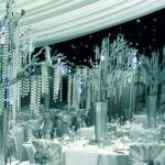 Crystal Tree Decor