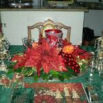 Holiday Centerpiece by Diane Sperow